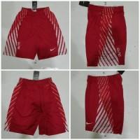 promo Celana Basket Nike Elite Power UP Merah Putih Murah