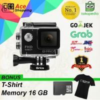 Brica B-Pro 5 Alpha Edition Basic - Black FREE T-Shirt & Memori 16gb