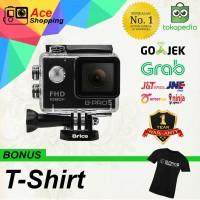 MURAH !! Brica B-Pro 5 Alpha Edition Basic - Black BONUS T-Shirt