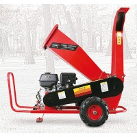 Electric Star Gasoline Engine Wood Chipper Shredder, CXC 701 Branch Sh