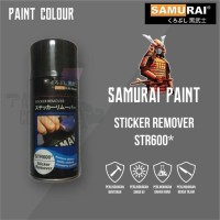 samurai paint STR600 STICKER REMOVER samurai penghilang stiker