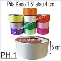 Pita Kado / pita Jepang 1.5 inch atau 4cm