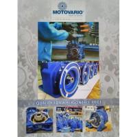 Motovario Worm Gearbox Type NMRV075 Ratio 1:60 (Gear Only)