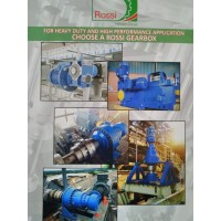 Rossi Motoriduttori Worm Gear Reducers/Gearboxes