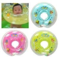 Baby Swim Neckring Bintang / Ban Renang Pelampung Leher Bayi