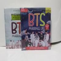 Paket 2 buku BTS MARRIAGE LIFE + BTS MARRIAGE LIFE 2 - JEONYERIIXA