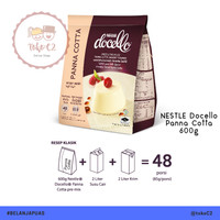 NESTLE DOCELLO PANNACOTTA 600GR