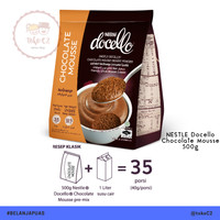 Nestle Docello Chocolate Mousse Dessert 500gr