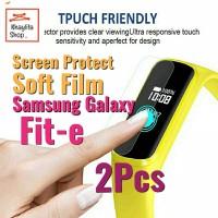 Screen Protect Anti Gores Samsung Galaxy Fit-e Soft Film