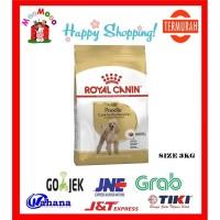 Royal Canin Poodle Adult 3 Kg - Makanan Anjing /Dog Food