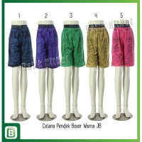 Celana Pendek Celana Santai Celana Boxer Warna JB
