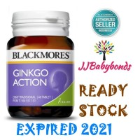 Blackmores Ginkgo Action BPOM Kalbe 40 tablet