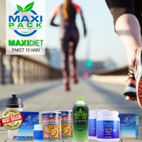 Maxipack Solusi Langsing Cepat 15 Hari Turun 7-9 kg Tanpa Olahraga