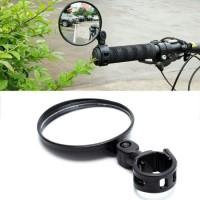 Kaca Spion Sepeda Bulat 360 Universal - Mirror Bike Kalu Stang