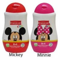 Eskulin Kids 2in1 Mickey Minnie