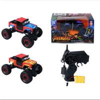 Mainan Anak RC Rock Crawler Avenger Mobil Jeep Off Road 2WD Murah