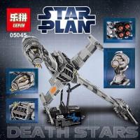 Lepin 05045 Star Wars B-Wing Star Fighter 1487pcs Brixboy