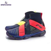 HOT ITEM! Sepatu Badminton Lining Ranger 4.0 AYTP015 / AYTP 015-4 Navy