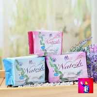 Natesh Pembalut Herbal Wanita Paket Panty/Day/Night