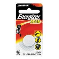 Baterai Energizer 2016