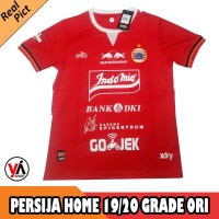 Jersey Persija Jakarta Home Liga 1 2019 Top Grade Ori