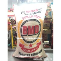 Beras BMD 50 KG FULL | Setra Ramos Pulen Putih Beras Murah BMD 50KG