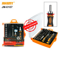 Jakemy 79 in 1 Ratchet Screwdriver Set - JM-6107