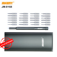 JAKEMY JM-8168 Screwdriver Set 24 in 1 Multi-Purpose Magnetic Pres