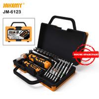 Jakemy Obeng Set 31 in 1 - JM-6123