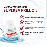 SUPERBA KRILL OIL 30'S Kalbe Original