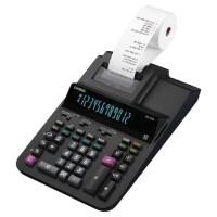 Kalkulator Struk Print Casio DR120R - / Printing Calculator 120R