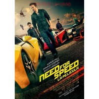 Film DVD Need For Speed (2014)