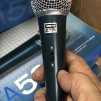 Mic Kabel Shure Beta 58 on off Legendary Vocal Artis