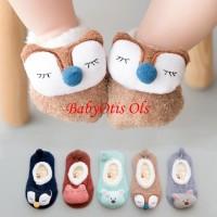 Kaos Kaki Fleece Bulu Anak Bayi Sepatu