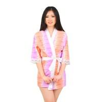 L-799 - Lingerie Cute Adorable 2 Colours Kimono