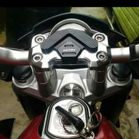 Cover riser stang nitex vixion xabre cb 150r dll motor variasi