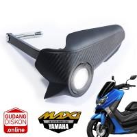 Hand Guard LED Lampu AUX Yamaha NMAX Handguard Proguard Variasi Pro