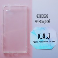 Softcase soft case sony xperia z5 compact z5 mini