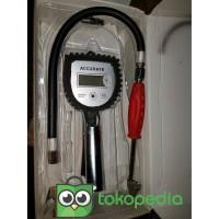 CPT - Alat Pengukur Tekanan Pompa Ban Digital - Tire Inflator Gauge