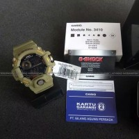 Jam ORIGINAL CASIO GShock GW9400-3DR