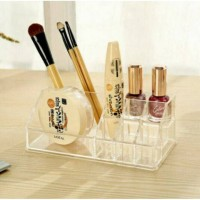 Tempat Make up Acrylic Mini, Make up Organizer Akrilik