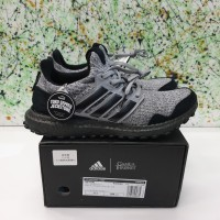 SEPATU ADIDAS ULTRABOOST x GOT HOUSE STARK UNAUTHORIZED AUTHENTIC (UA) - Abu-abu