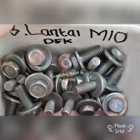 Baut Dek / Lantai Mio