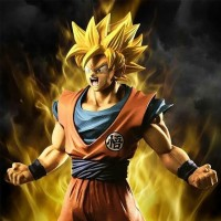 Banpresto Dragon Ball Ichiban Kuji Son Goku Super Saiyan Figure