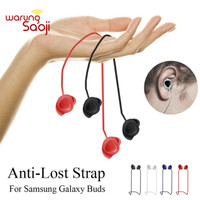 Anti lost strap Samsung Galaxy Buds case Casing antilost Silicone