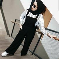 tarra jumpsuit/setelan jumpsuit/setelan hijab wanita/baju setelan