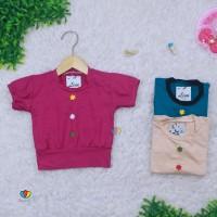 Blouse Chita uk 4-6 Tahun / Kaos Anak Perempuan Lengan Pendek Kids