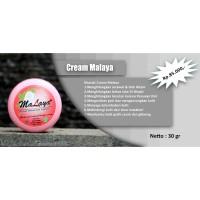 Cream Malaya pemutih wajah alami tanpa efek samping