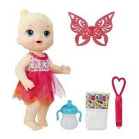 Mainan Boneka Baby Alive Face Paint Fairy Blonde Doll B9723