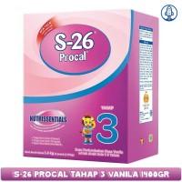 S26 Procal 3 Vanila 1400 gr